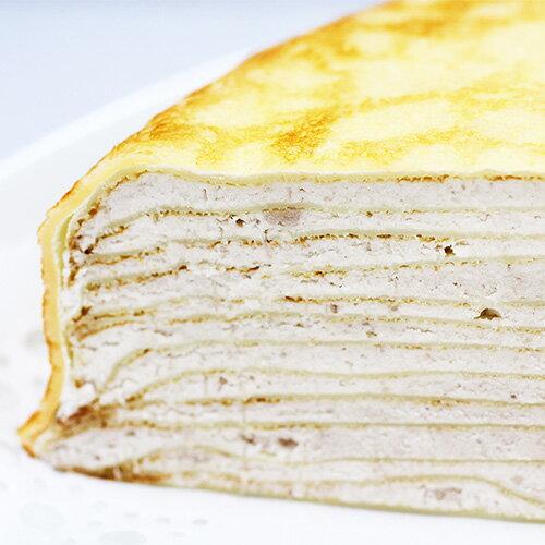 【塔吉特】鮮奶純芋千層(8吋)★APP下單滿1000折100 1