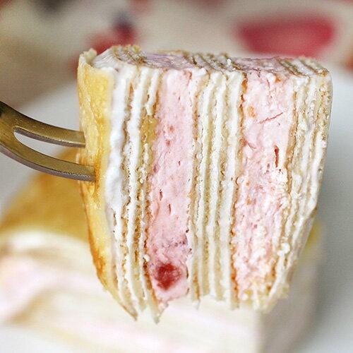 【塔吉特】草莓甜心千層(8吋) 2