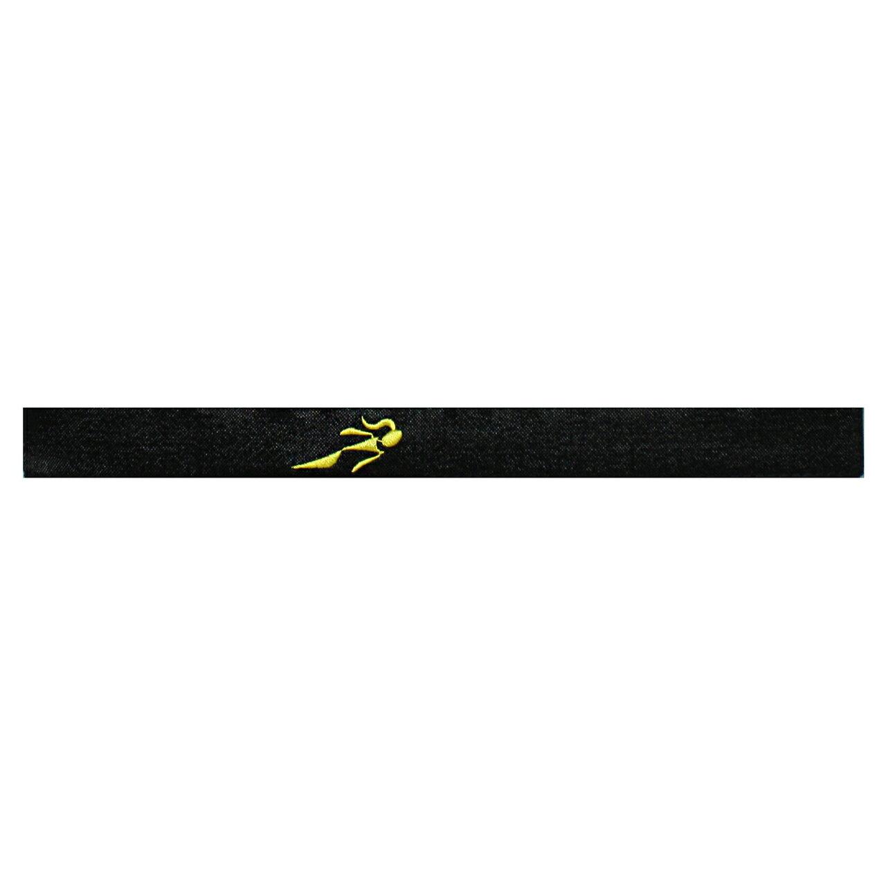 HEADSWEATS 汗淂 運動精品 髮帶(黑色)