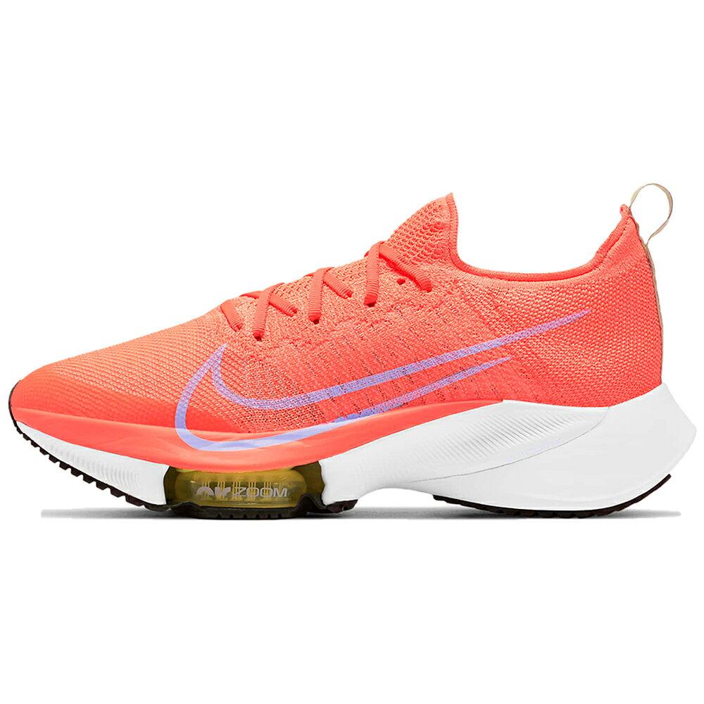 【全館滿額88折】【現貨】Nike Air Zoom Tempo NEXT% 女鞋 慢跑 競速 訓練 緩震 橘【運動世界】CI9924-800