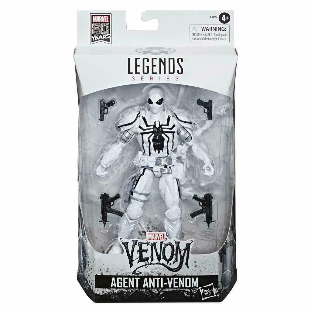 ☆勳寶玩具舖【現貨】漫威 Marvel 傳奇系列 6吋 收藏人物組--猛毒 Agent Anti-Venom