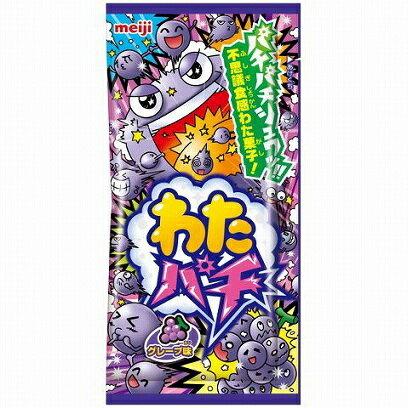 Meiji明治綿花跳跳糖-葡萄(12g)