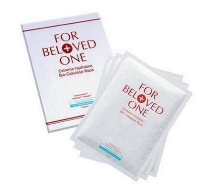 FOR BELOVED ONE寵愛之名 極致保濕生物纖維面膜 3片/盒3片一盒 全新封膜【淨妍美肌】