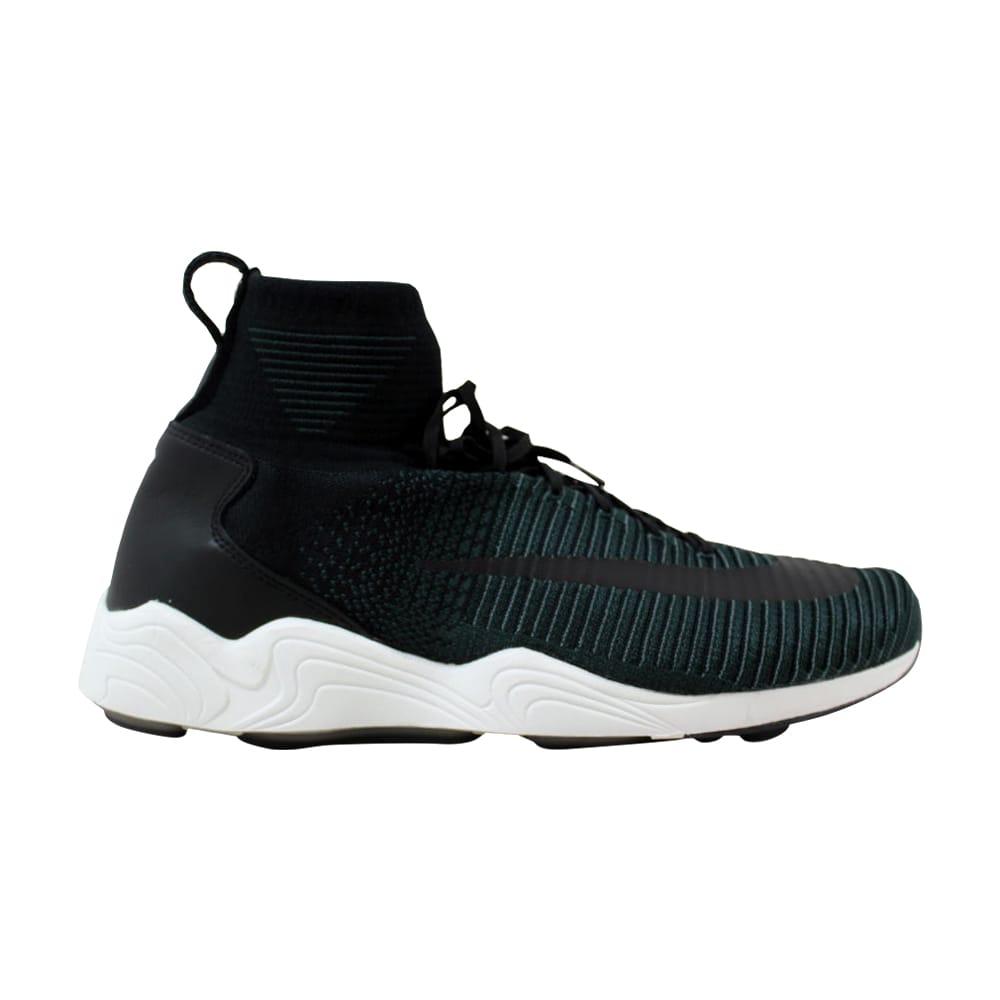 c46f3a3f0b33 Kixrx  Nike Zoom Mercurial XI Flyknit FC Black Black-Hasta-Seaweed ...
