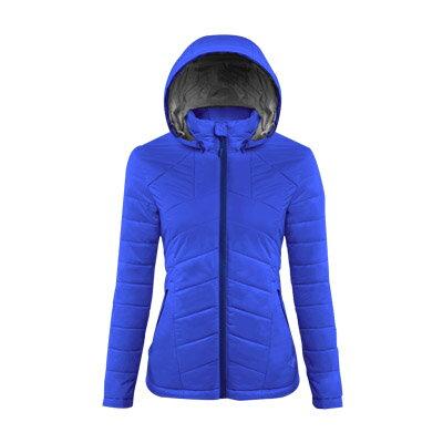 【H.Y SPORT】GOHIKING 女PRIMALOFT輕便保暖外套 GH172WJ20156 海軍藍/霧粉