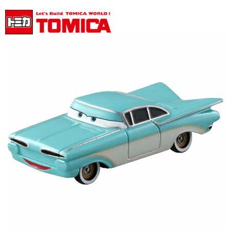日貨 TOMICA CARS2 雷蒙(芙蓉塗裝) 汽車總動員 皮克斯 迪士尼 多美小汽車【N201658】