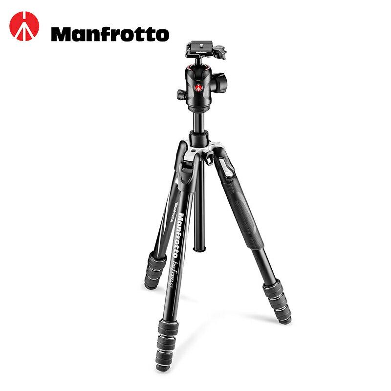 ◎相機專家◎ Manfrotto Befree GT 鋁合金三腳架套組 旋鈕式 MKBFRTA4GT-BH 公司貨