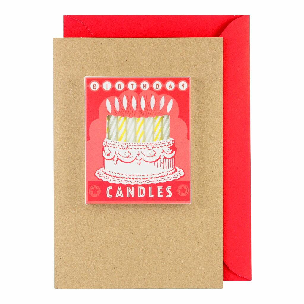 剪刀石頭紙【Signature 系列 生日卡】祝福你,一整年的願望都能實現