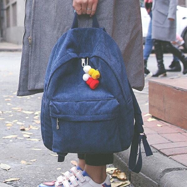 PGS7居家系列商品-日系小包大容量後背包附贈帽帽別針【SIT80205】