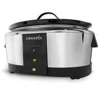 Crock-Pot 6-Quart. Smart Slow Cooker with WeMo® SCCPWM600-V2