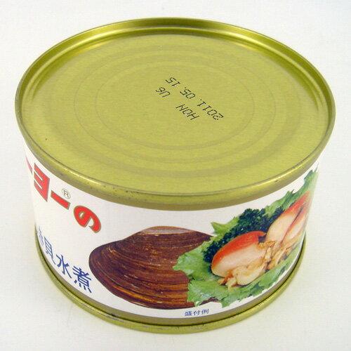 日本北海道北寄貝罐