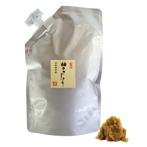 日本九州柚子唐辛子醬