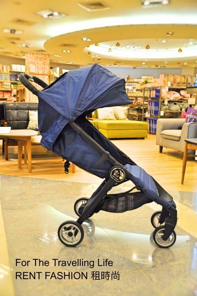 【租時尚】嬰兒車出租 美國輕便型推車 Baby Jogger City Tour 新生兒 時尚推車出租!
