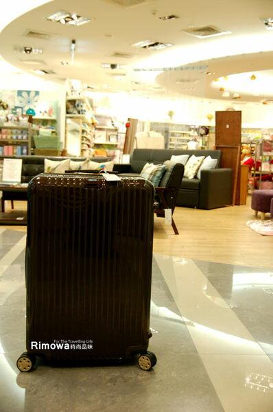 【租時尚】- [全省可郵寄]行李箱出租RIMOWA SALSA DELUXE 時尚巧克力,一天150元!