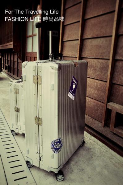 【租時尚】- [全省可郵寄]行李箱出租RIMOWA CLASSIC FLIGHT 鋁鎂合金,一天150元!