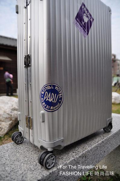 【租時尚】- [全省可郵寄]行李箱出租 5天RIMOWA CLASSIC FLIGHT 鋁鎂合金,一天150元!