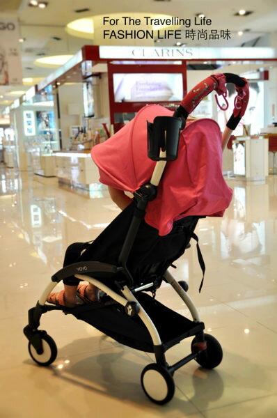 【租時尚】嬰兒車出租法國BABYZEN YOYO II 6新生兒 時尚桃紅 推車! 1