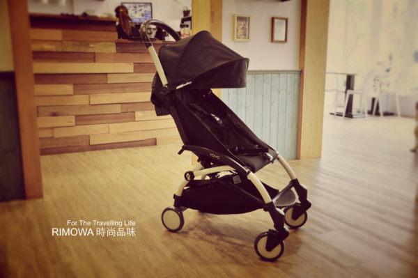 【租時尚】嬰兒車出租法國BABYZEN YOYO II 6新生兒 時尚黑 推車! 2