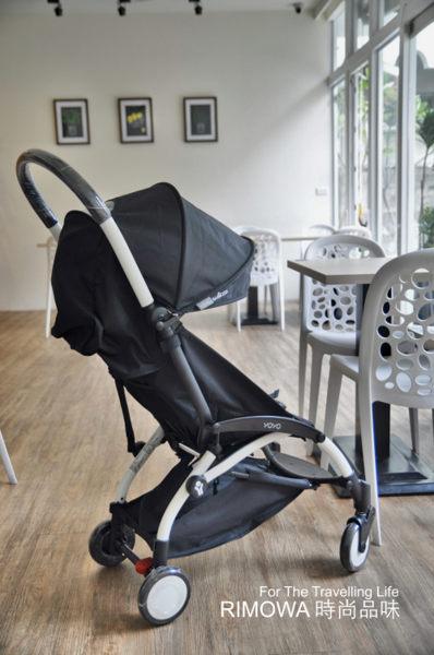 【租時尚】嬰兒車出租法國BABYZEN YOYO II 6新生兒 時尚黑 推車! 4