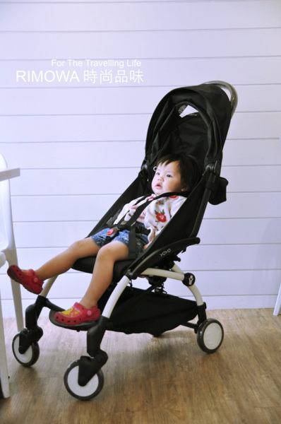 【租時尚】嬰兒車出租法國BABYZEN YOYO II 6新生兒 時尚黑 推車! 5