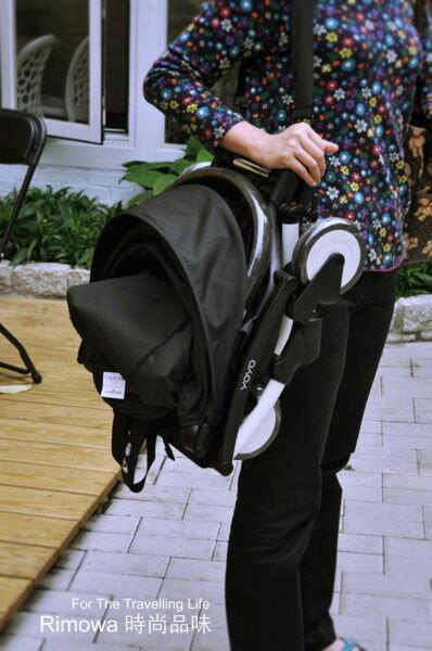 【租時尚】嬰兒車出租法國BABYZEN YOYO II 6新生兒 時尚黑 推車! 8
