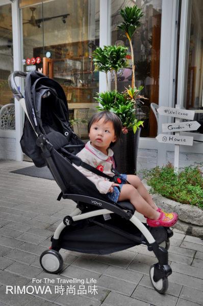 【租時尚】嬰兒車出租法國BABYZEN YOYO II 6新生兒 時尚黑 推車! 9