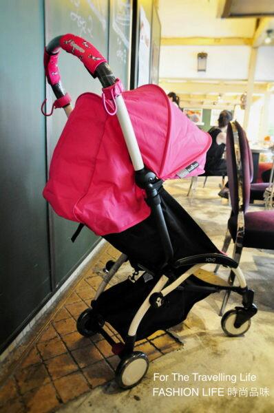 【租時尚】嬰兒車出租法國BABYZEN YOYO II 6新生兒 時尚桃紅 推車!