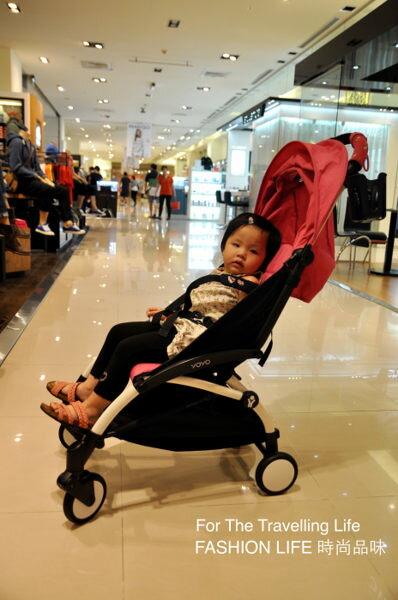 【租時尚】嬰兒車出租法國BABYZEN YOYO II 6新生兒 時尚桃紅 推車! 5