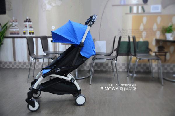 【租時尚】嬰兒車出租法國BABYZEN YOYO II 6新生兒 時尚藍 推車!