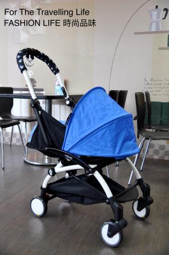 【租時尚】嬰兒車出租法國BABYZEN YOYO II 0+新生兒 時尚藍 推車!