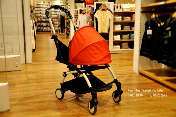 【租時尚】嬰兒車出租法國BABYZEN YOYO II 0+新生兒 時尚紅 推車! 1