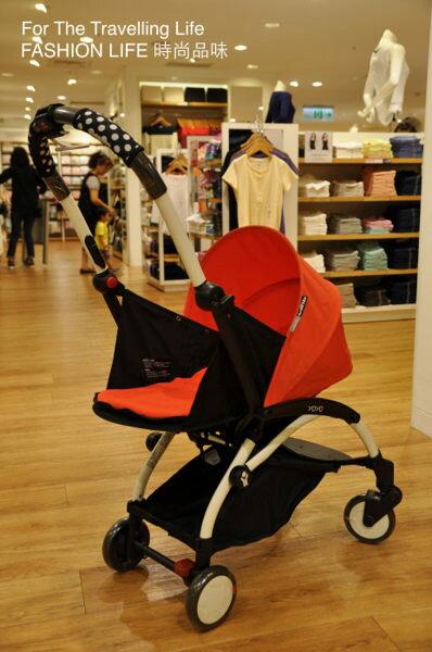 【租時尚】嬰兒車出租法國BABYZEN YOYO II 0+新生兒 時尚紅 推車! 2