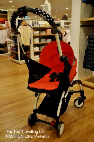 【租時尚】嬰兒車出租法國BABYZEN YOYO II 0+新生兒 時尚紅 推車! 3