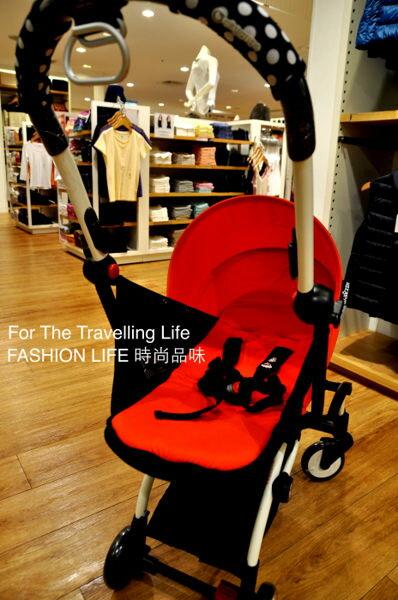 【租時尚】嬰兒車出租法國BABYZEN YOYO II 0+新生兒 時尚紅 推車! 5