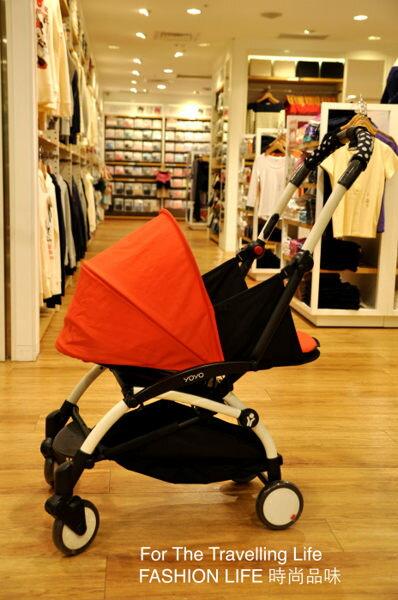 【租時尚】嬰兒車出租法國BABYZEN YOYO II 0+新生兒 時尚紅 推車! 6