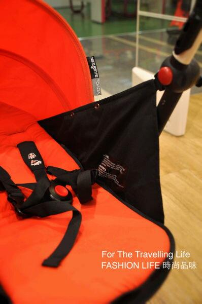 【租時尚】嬰兒車出租法國BABYZEN YOYO II 0+新生兒 時尚紅 推車! 7