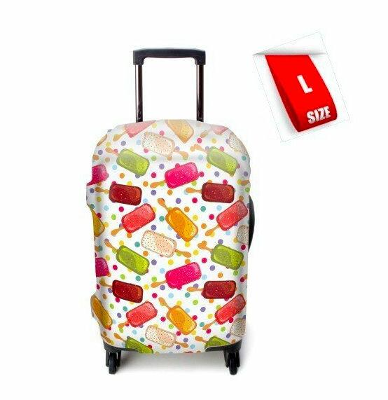 【租時尚】- [全省可郵寄] 行李箱保護套 彈力箱套 出國旅行 收納 Rimowa 及各大廠牌歡迎訂購!