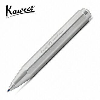 德國 KAWECO AL Sport 系列原子筆 1.0mm 金屬原色 4250278607340 /支