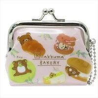 拉拉熊背包/包包/後背包推薦到拉拉熊 防水 夾扣 零錢包 粉紅 (麵包) 懶懶熊 日貨 正版授權J00012660就在大賀屋推薦拉拉熊背包/包包/後背包