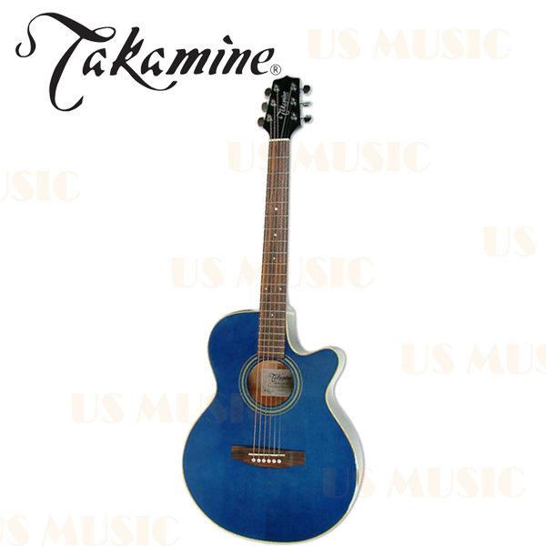 【非凡樂器】Takamine 木吉他 民謠吉他D51C(D-51C藍色) 全球音樂界信賴的品牌樂手的最愛