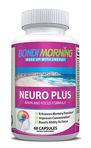 Bondi Morning Bondi Morning Neuro Plus Brain Function Support