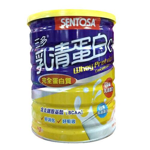 三多 乳清蛋白C+I 500g【德芳保健藥妝】