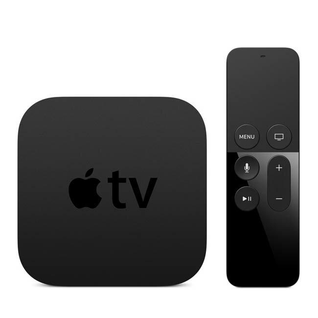 【64G版】蘋果Apple TV (第四代APPLE TV)◆適用iPhone / iPad系列機型 男生聖誕交換禮物