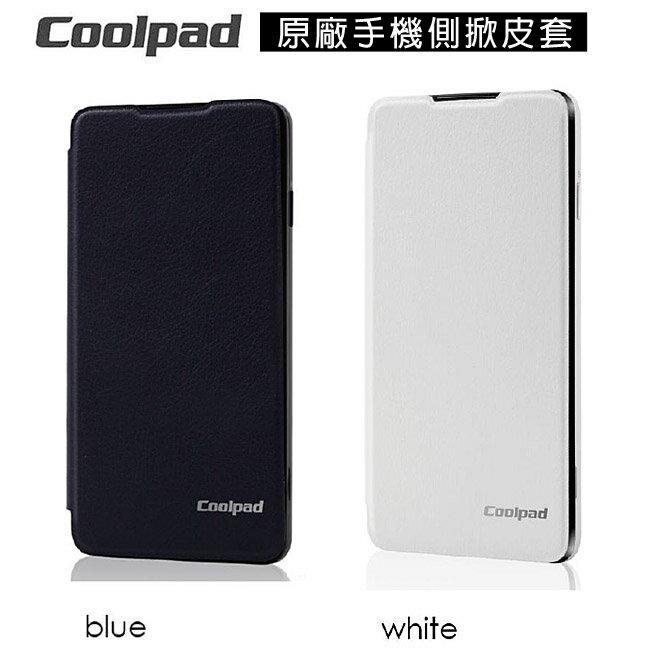 Coolpad酷派大神F1(8297W)手機原廠側掀式皮套