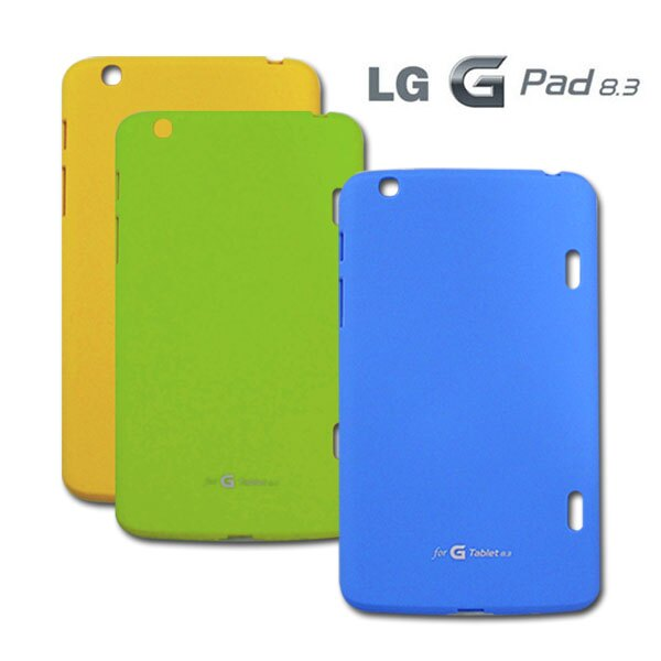 LG G Pad 8.3 V500 原廠保護套(清水套)◆聯強代理