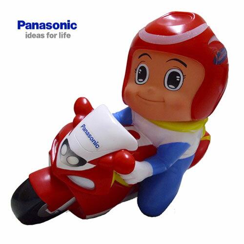 Panasonic 紀念寶寶限量特賣◆機車 (大) 寶寶 ◆值得您收藏◆(Panasonic 娃娃)
