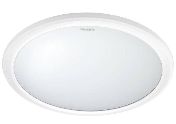 飛利浦★恒樂防水LED12W吸頂燈IP65全電壓白光黃光★永光照明PH-31817%