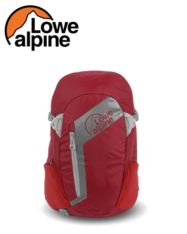 速捷戶外生活館 【速捷戶外】英國 Lowe Alpine - Strike 24L背包(氧化鉛紅)FDP-55-24O 登山背包 旅行背包 校園背包