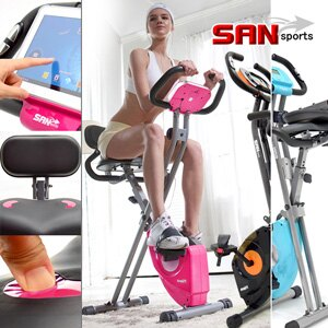 SAN SPORTS 山司伯特 飛輪式磁控健身車