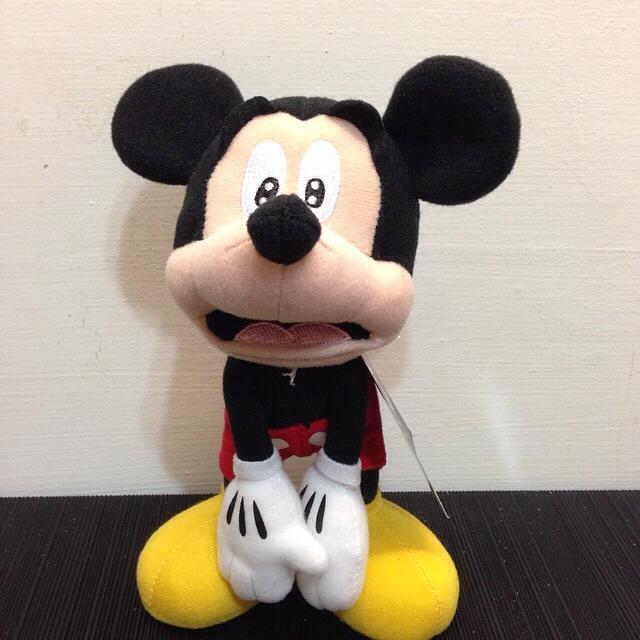 【真愛日本】14072300011日本樂園限定-驚嚇米奇 迪士尼 米老鼠米奇 米妮 震動娃 日本帶回